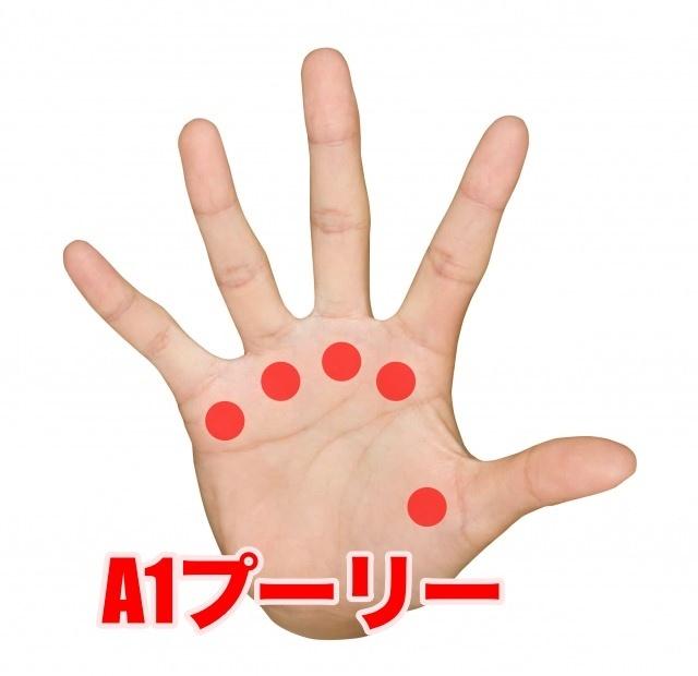指 ストレッチ ばね